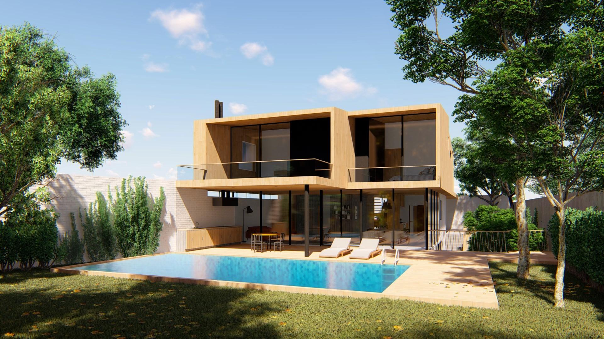 Progettare una villa da zero