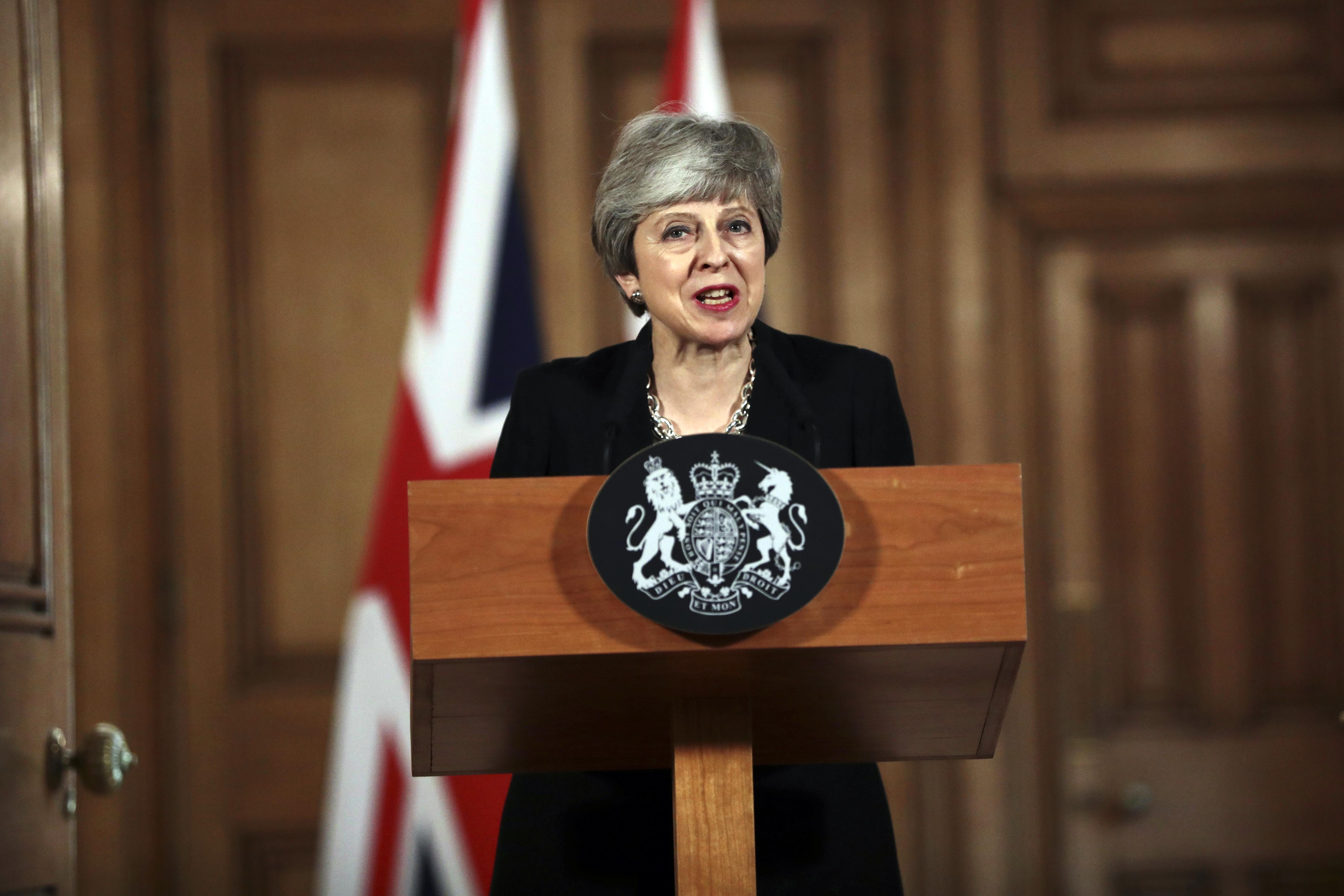 Theresa britannica