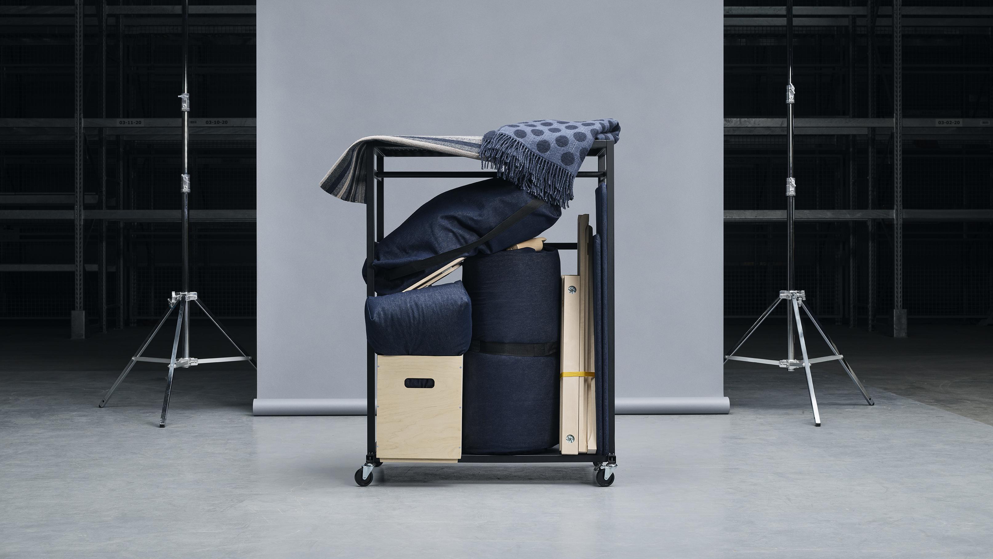 Il nuovo carrello di Ikea