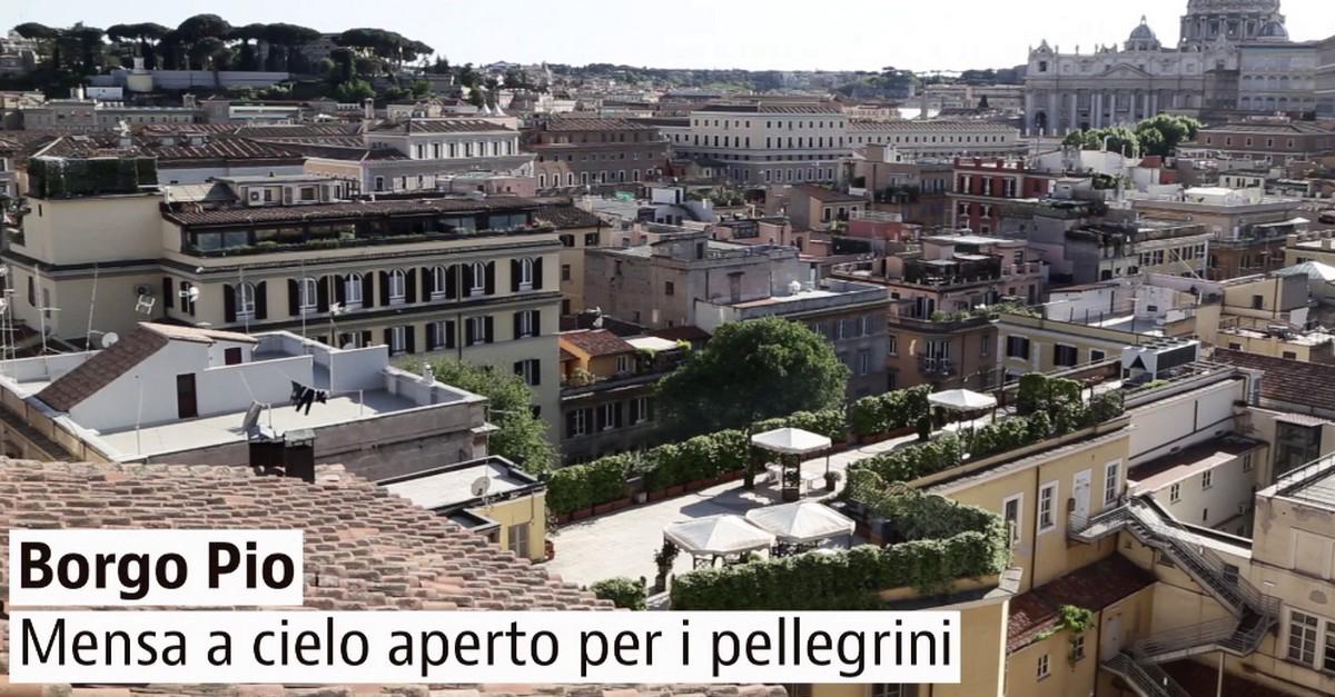 Come è cambiato Borgo a Roma
