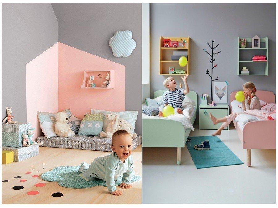 La camera dei piccoli / Dicoro