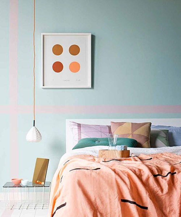 La camera da letto / Pinterest