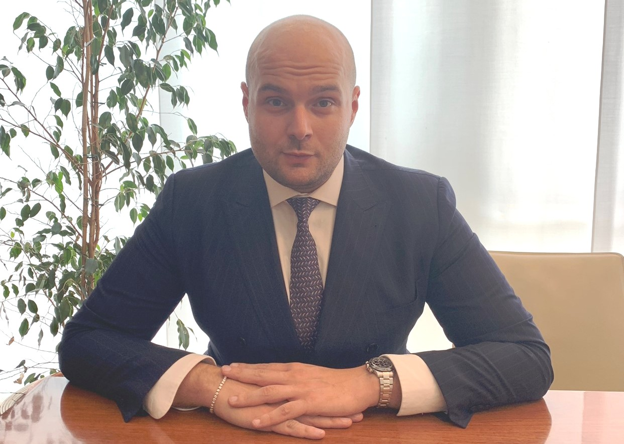 Filippo Raffaele, fondatore di Realtor Advisor / Realtor Advisor