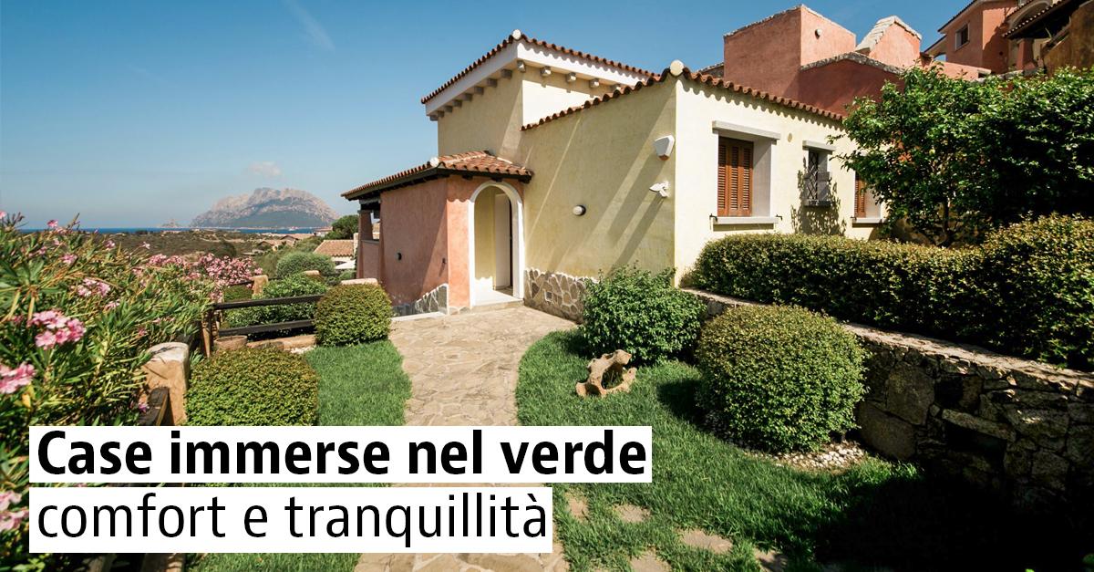 Case con giardino in vendita in Italia