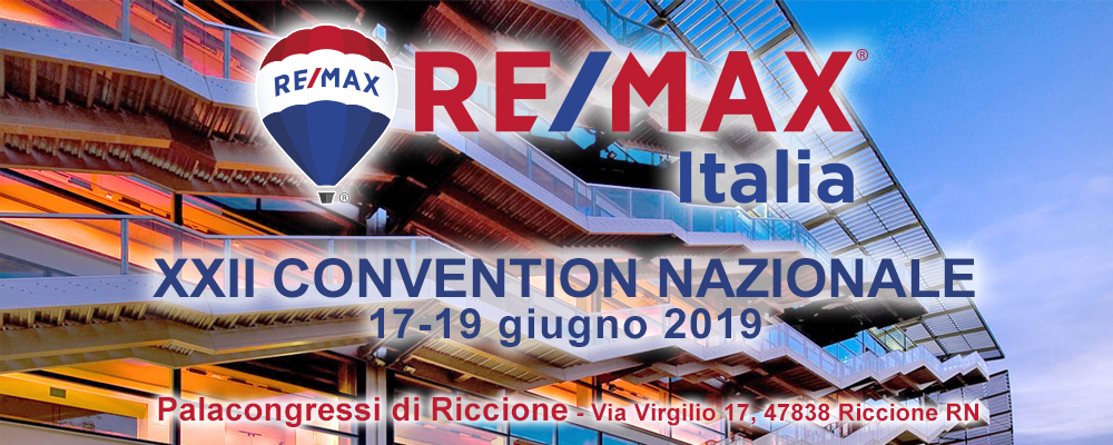 Convention de Re/Max a Riccione