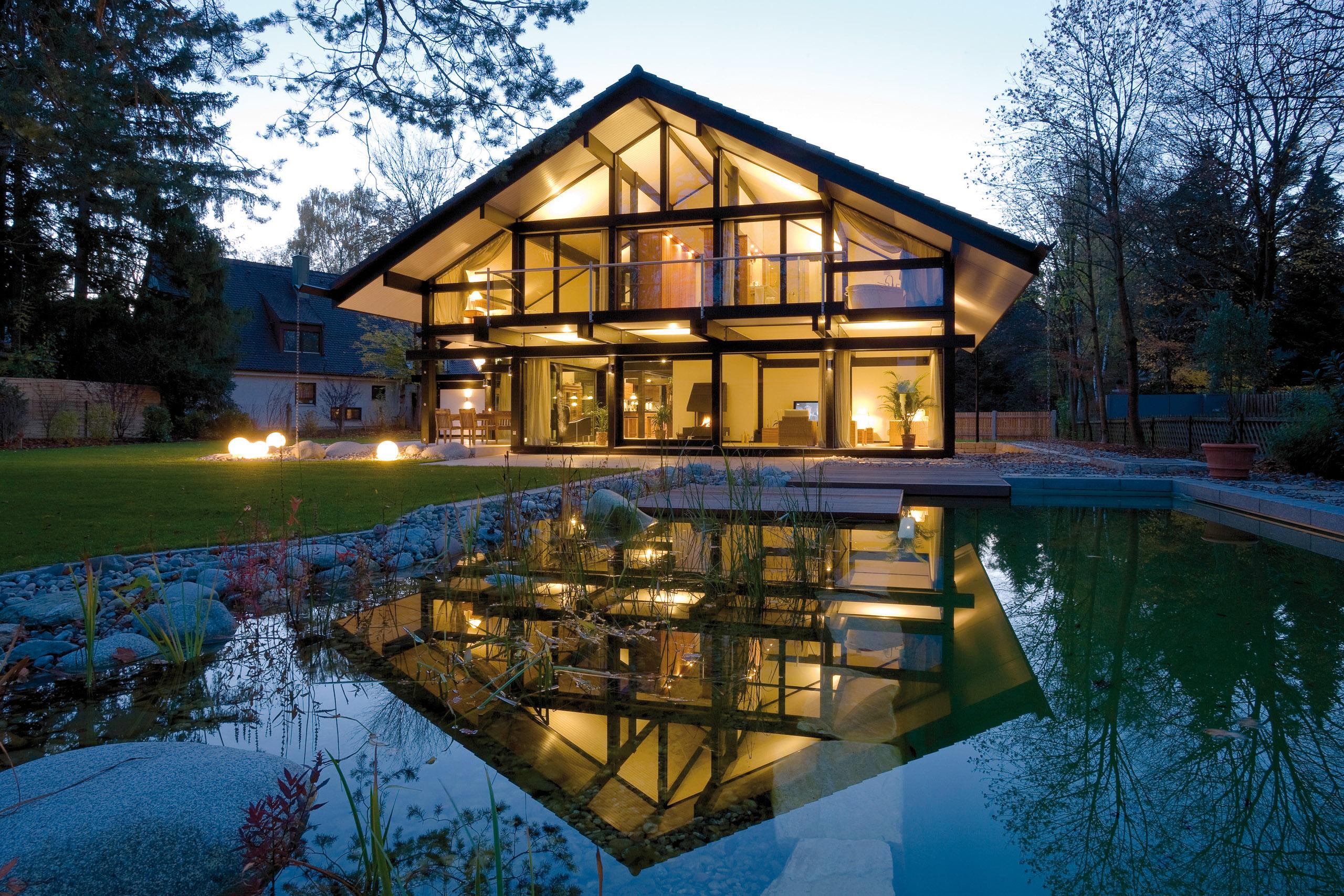 Casa prefabbricata di lusso