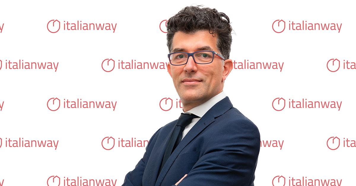 Marco Celani, AD di Italianway