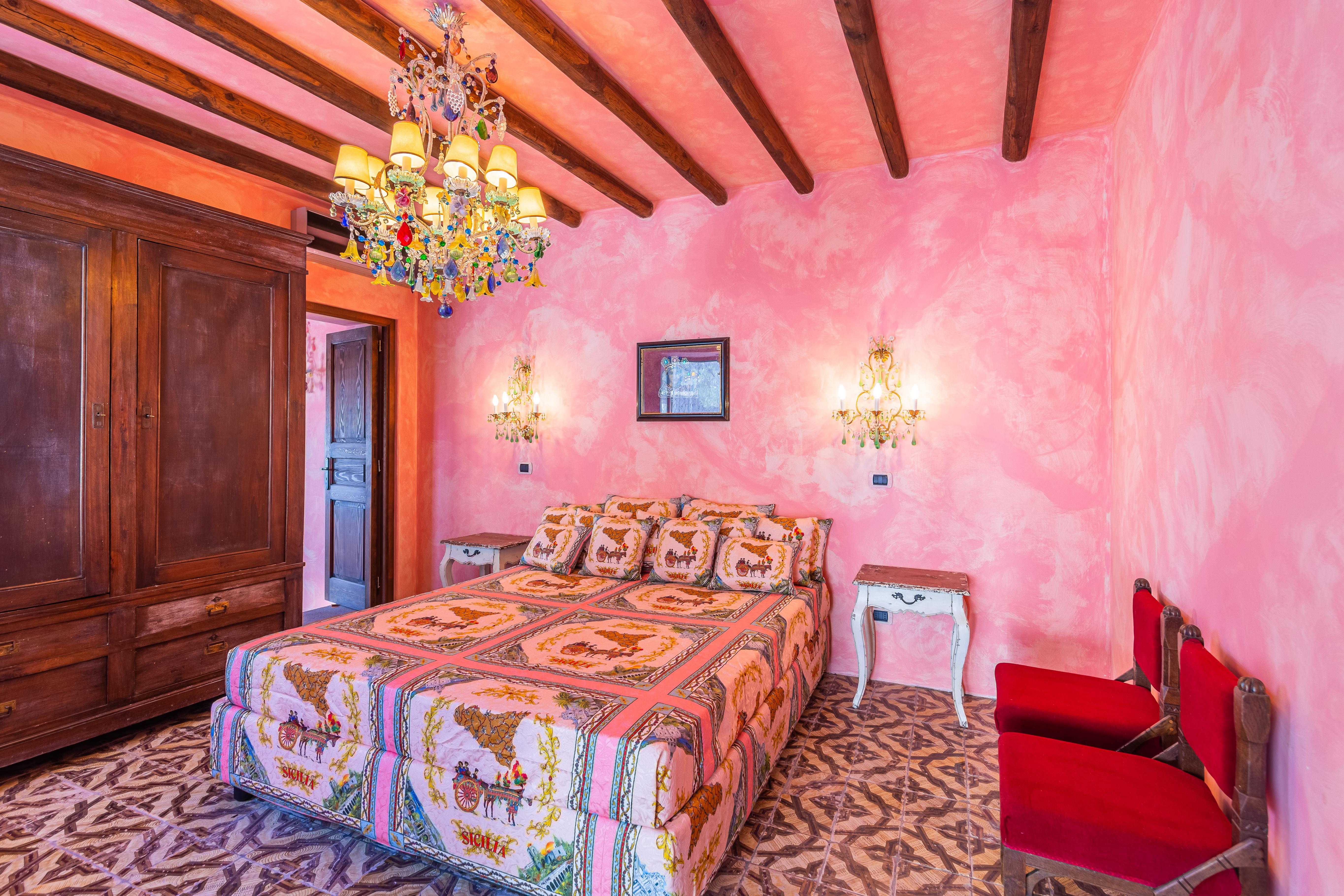 La stanza rosa