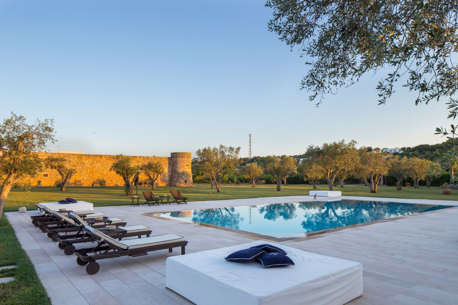 Castello di Caprarica / Italy Sothebys International Realty
