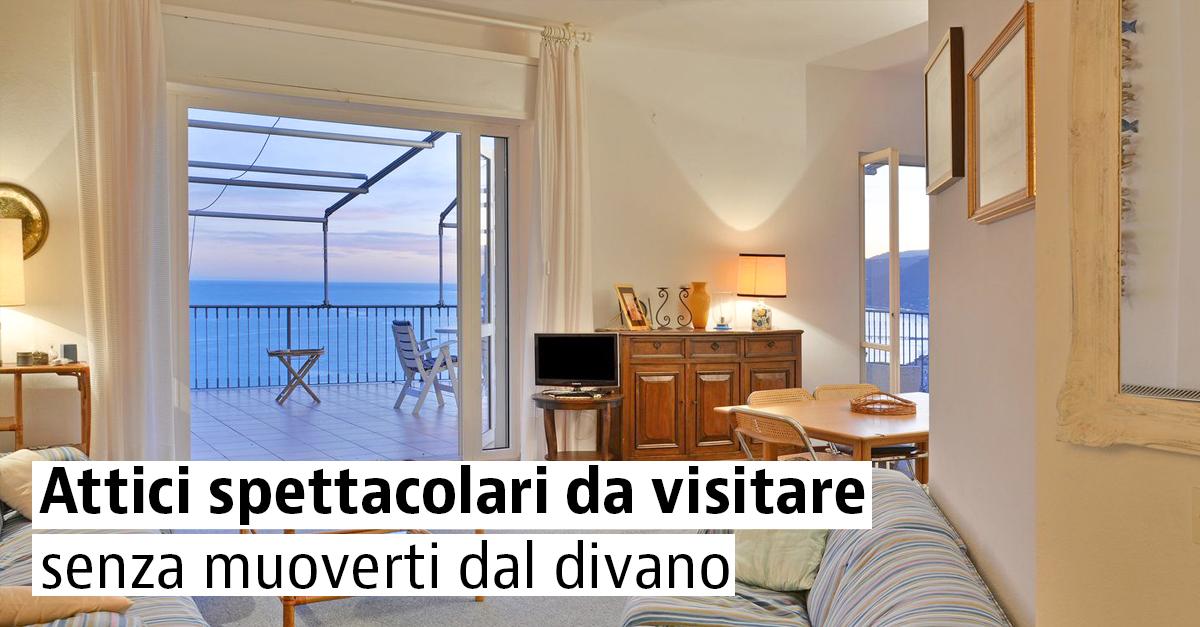 Attici di lusso in vendita in Italia