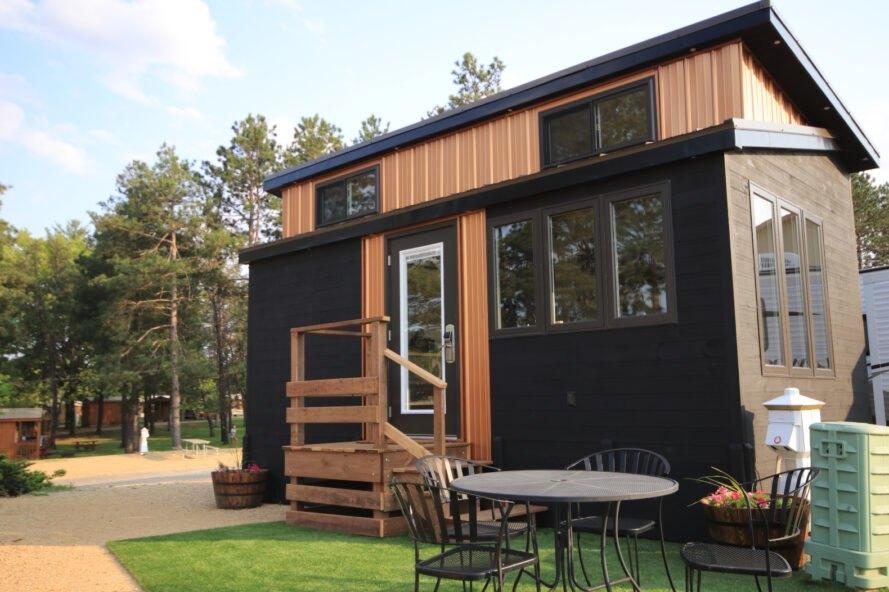 Il prezzo a notte parte dai 175 euro / Bantam Built Homes