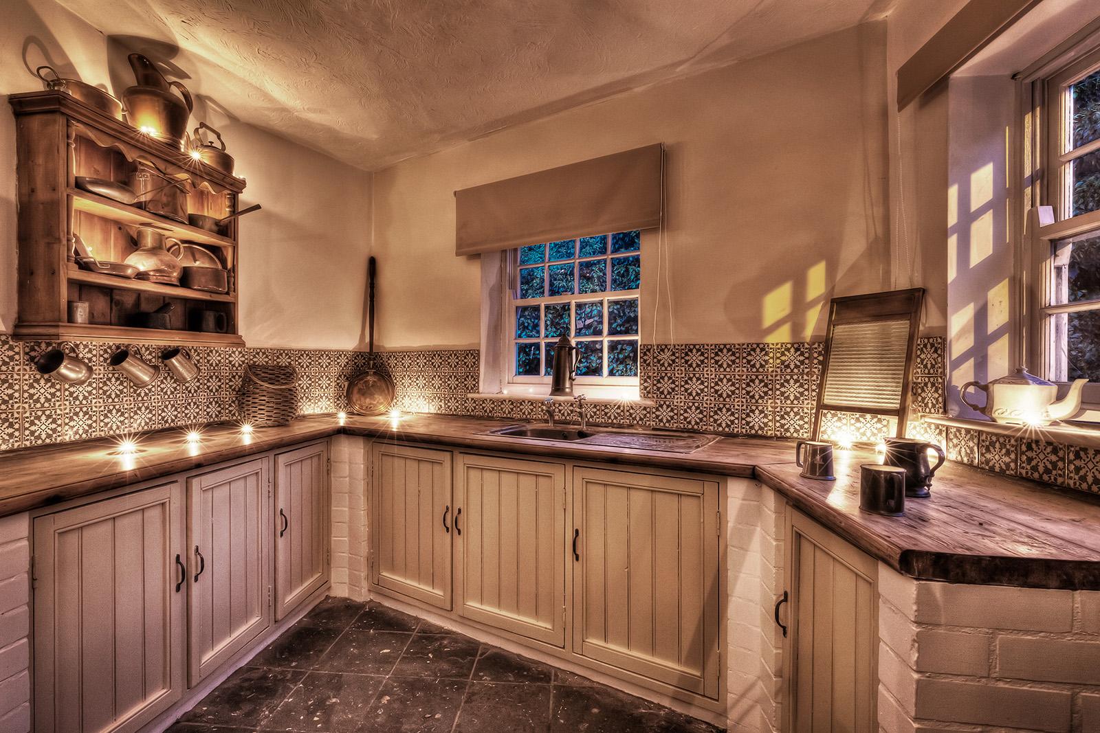 La cucina / Home Domus 360