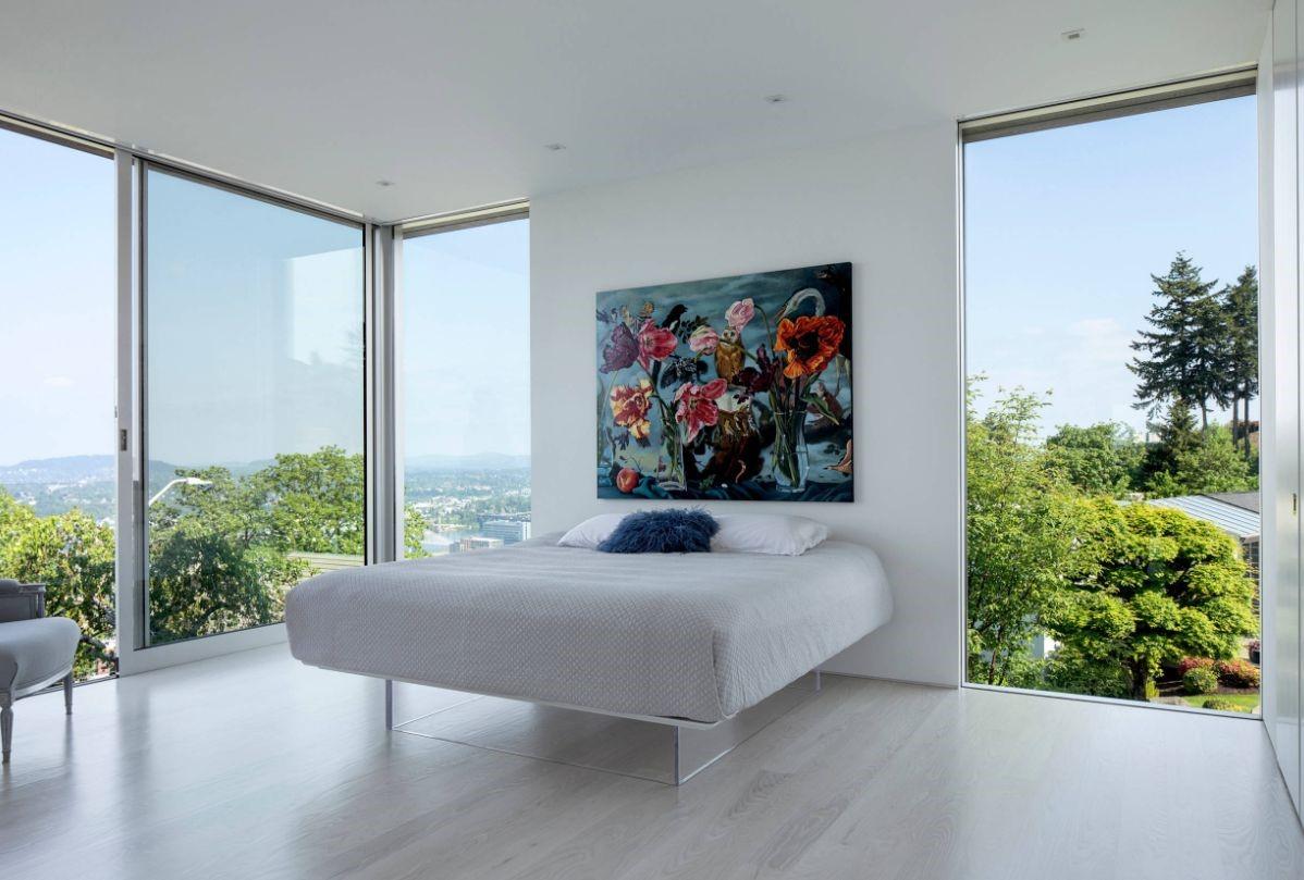 Pavimenti Camere Da Letto Moderne come arredare una camera da letto in stile minimalista