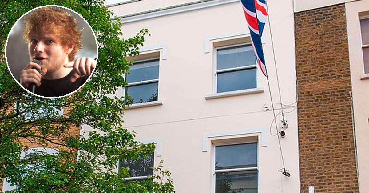 Ed Sheeran investe nel real estate / Daily Mail