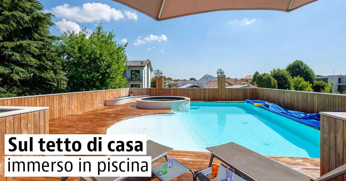 Case con piscina in vendita