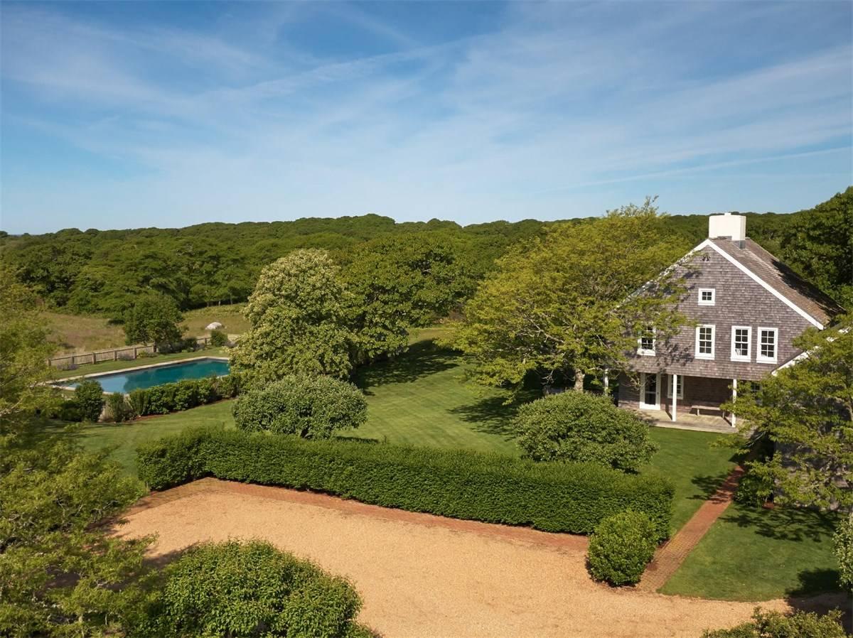 La villa di Jackie Kennedy
