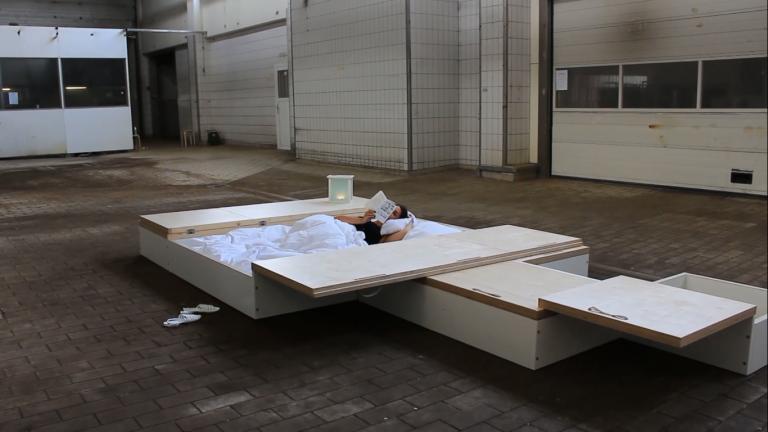 Ideata da un'ex studentessa della Design Academy Eindhoven
