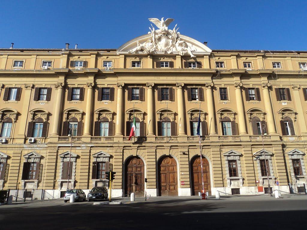 Il Palazzo delle Finanze, sede del Mef / Wikipedia