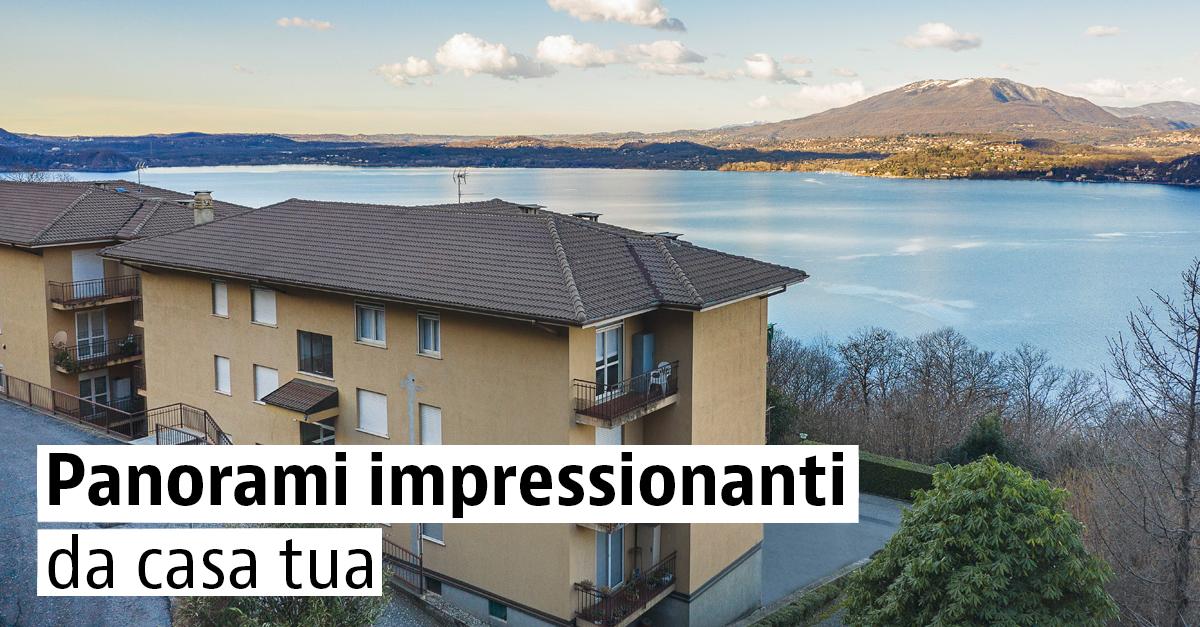 Case con vista lago in vendita a buon prezzo