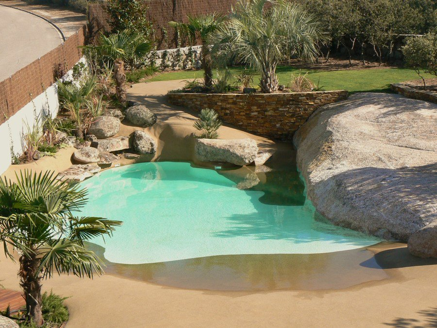 Costruire una piscina naturale