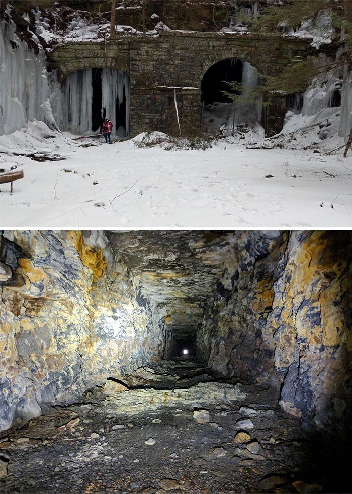 Un tunnel incredibile / Bored Panda