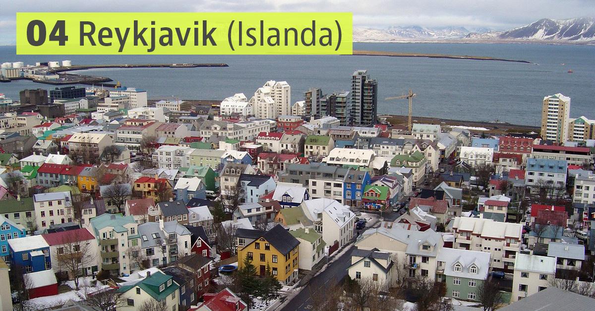 Reykjavik, Islanda / Needpix