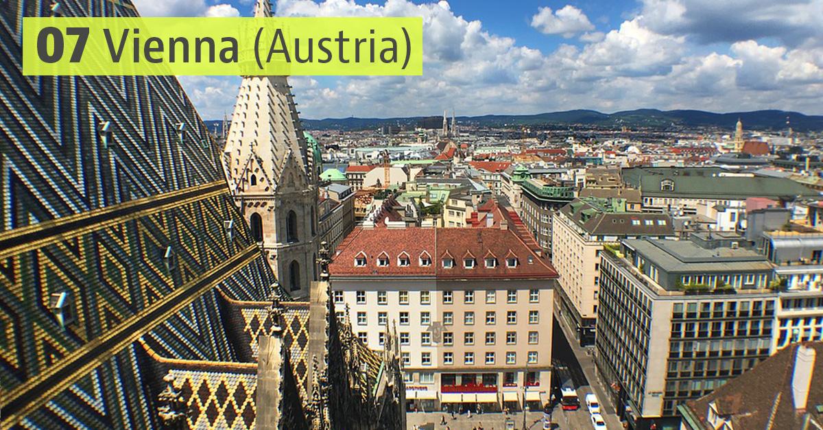 Vienna, Austria / Pixabay