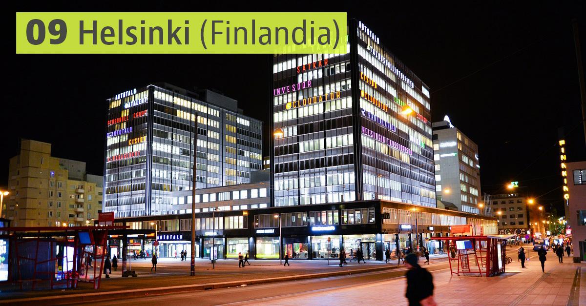 Helnsinki, Finlandia / Needpix