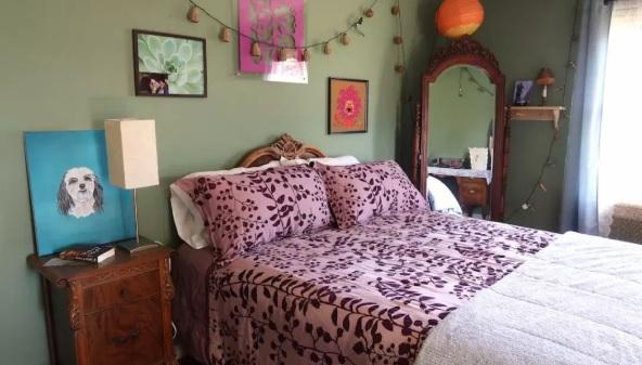 Camera da letto di Bella Swan / siviaggia.it