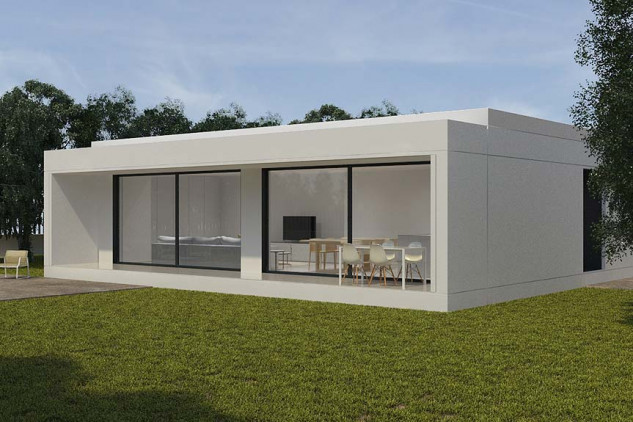 Casa a Girona / Homm Velatia
