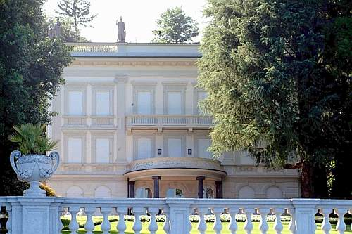 Villa Campari/Lesa (NO) / Corriere.it
