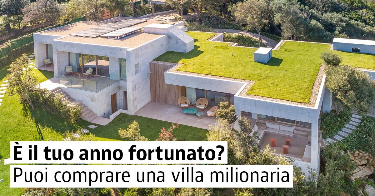 Ville di lusso in Italia