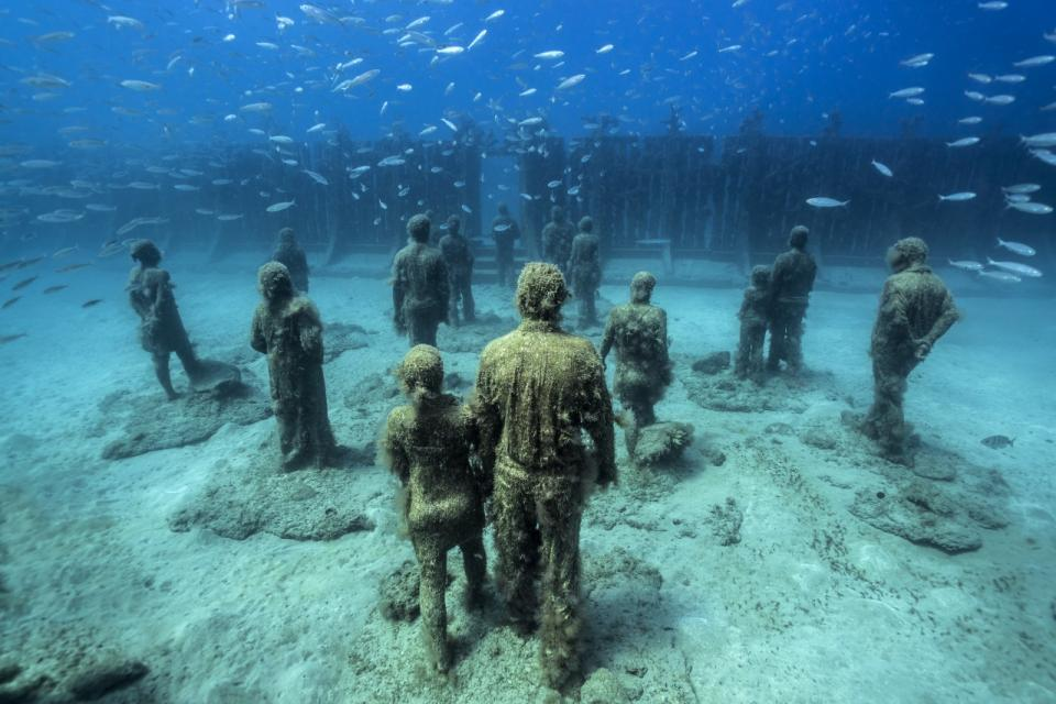 underwatersculpture.com