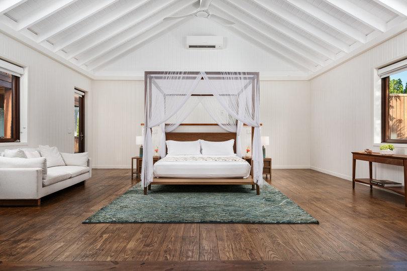 Una delle 5 camere da letto