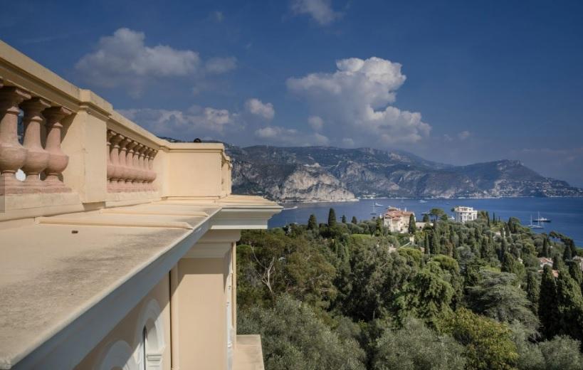 Villa Les Cedres / Vanity Fair
