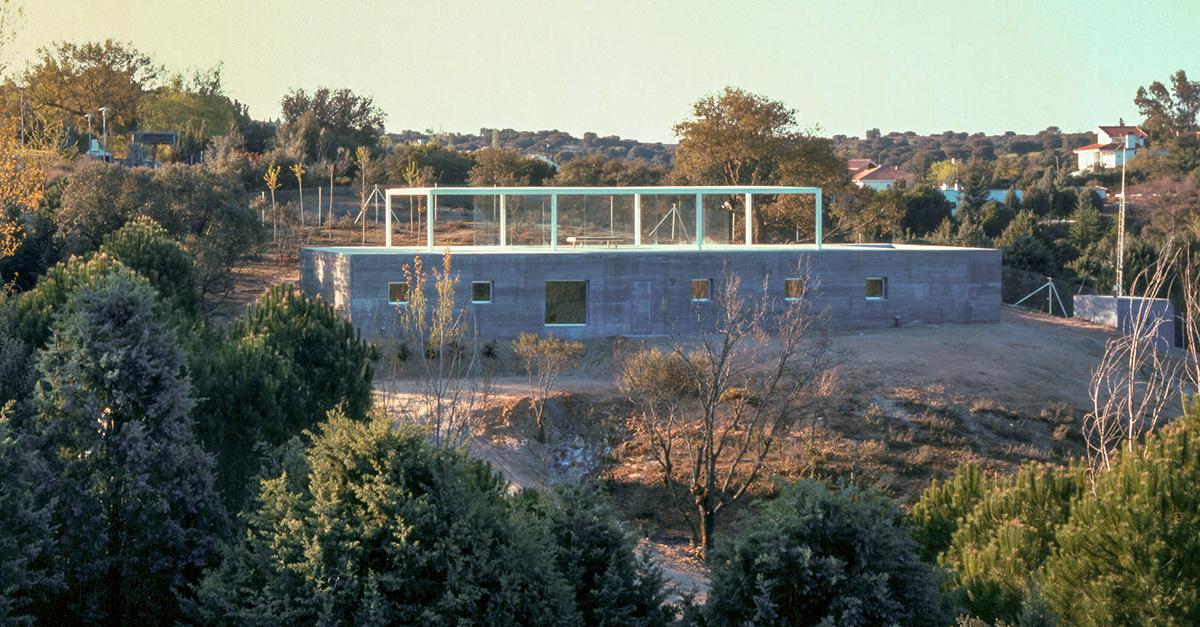Vista di Casa de Blas