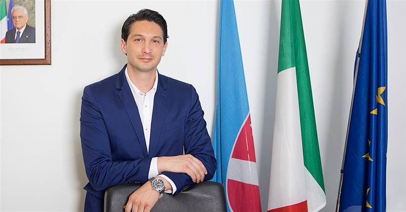 Antonio Tedeschi, consigliere Regione Molise