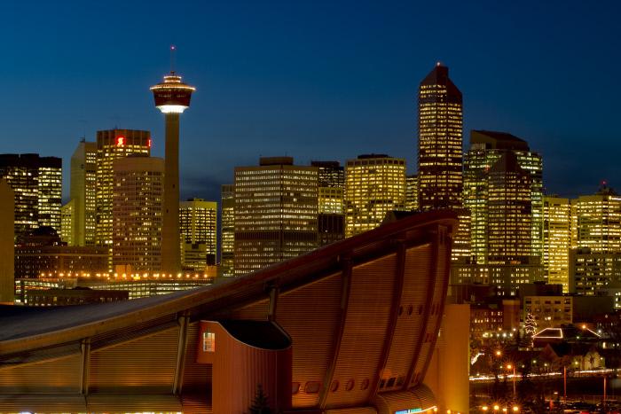 Skyline di Calgary, Canada / Gtres