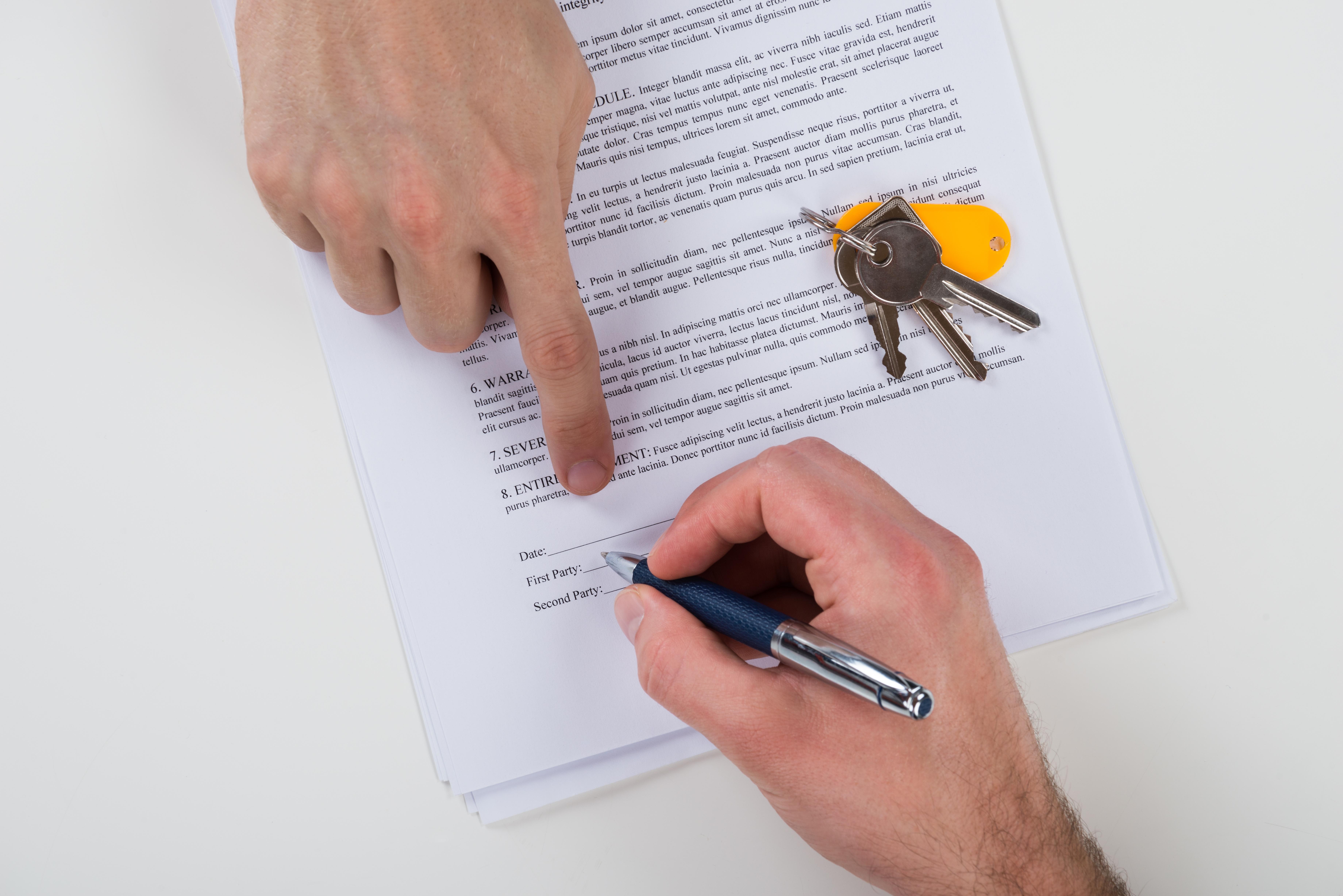 Quello che serve sapere sul contratto di locazione commerciale