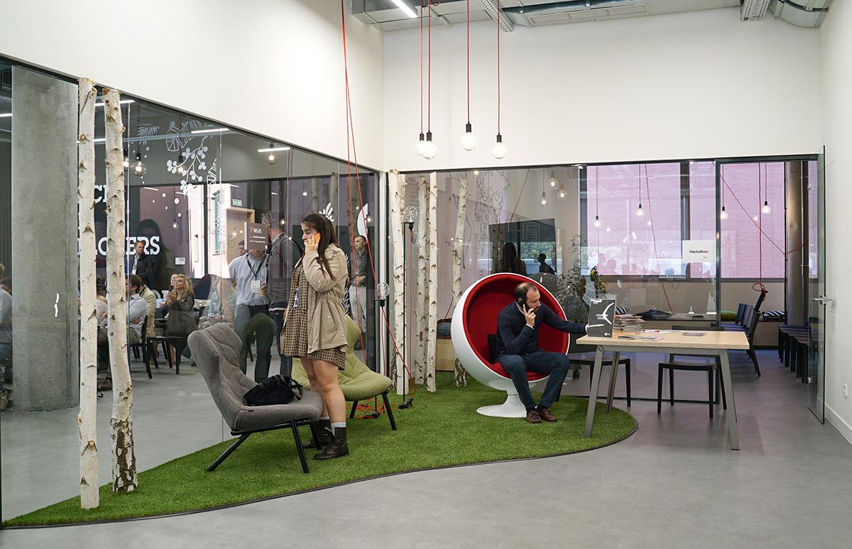 Gli spazi di coworking