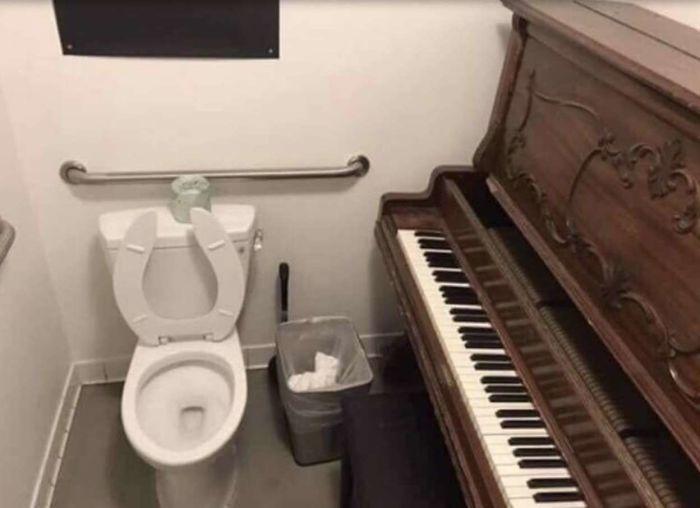 Piano bagno