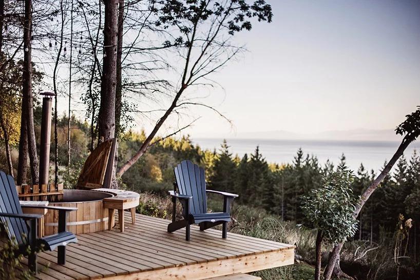 Una terrazza tranquilla