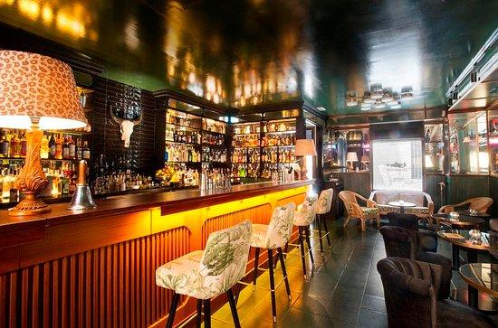 Questo cocktail bar di Madrid occupa il 19º posto / Salmon Guru