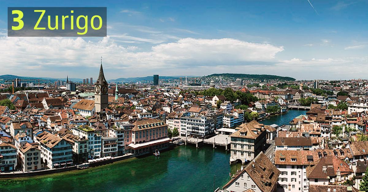 Una delle città più care del mondo
