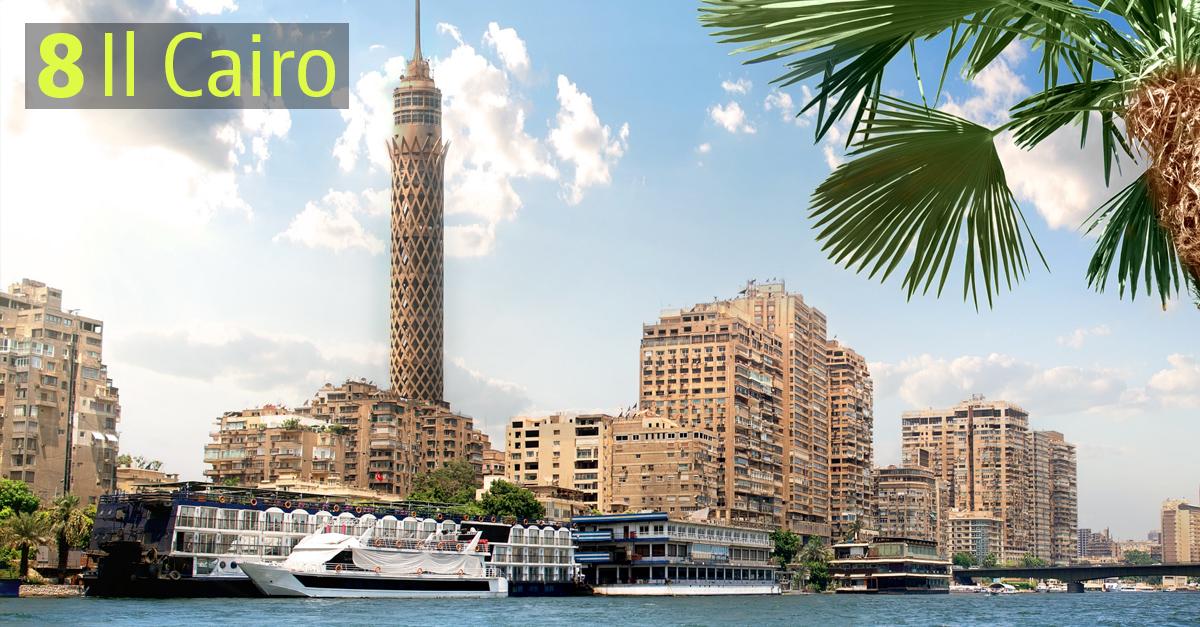 Unica città africana in top ten