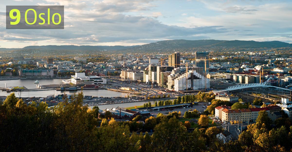 Altra capitale scandinava