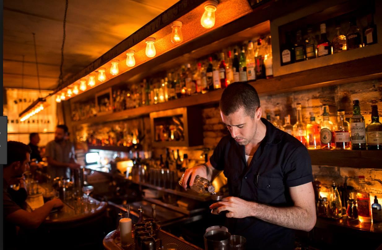 Terzo bar di New York in top 10