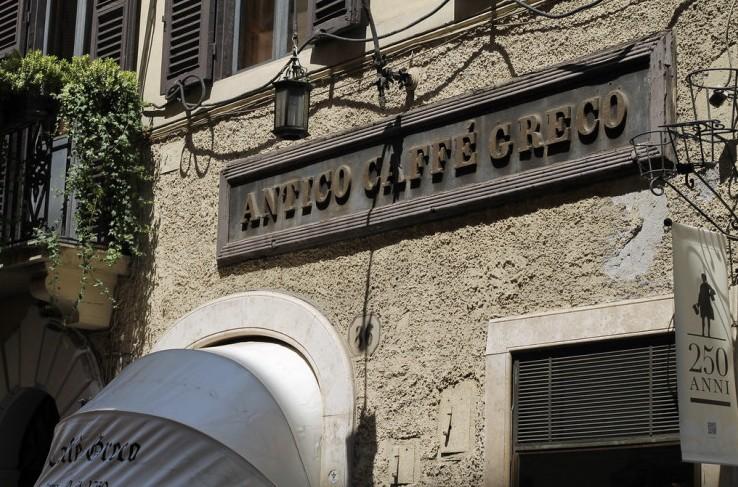 Antico Caffè Greco di Roma