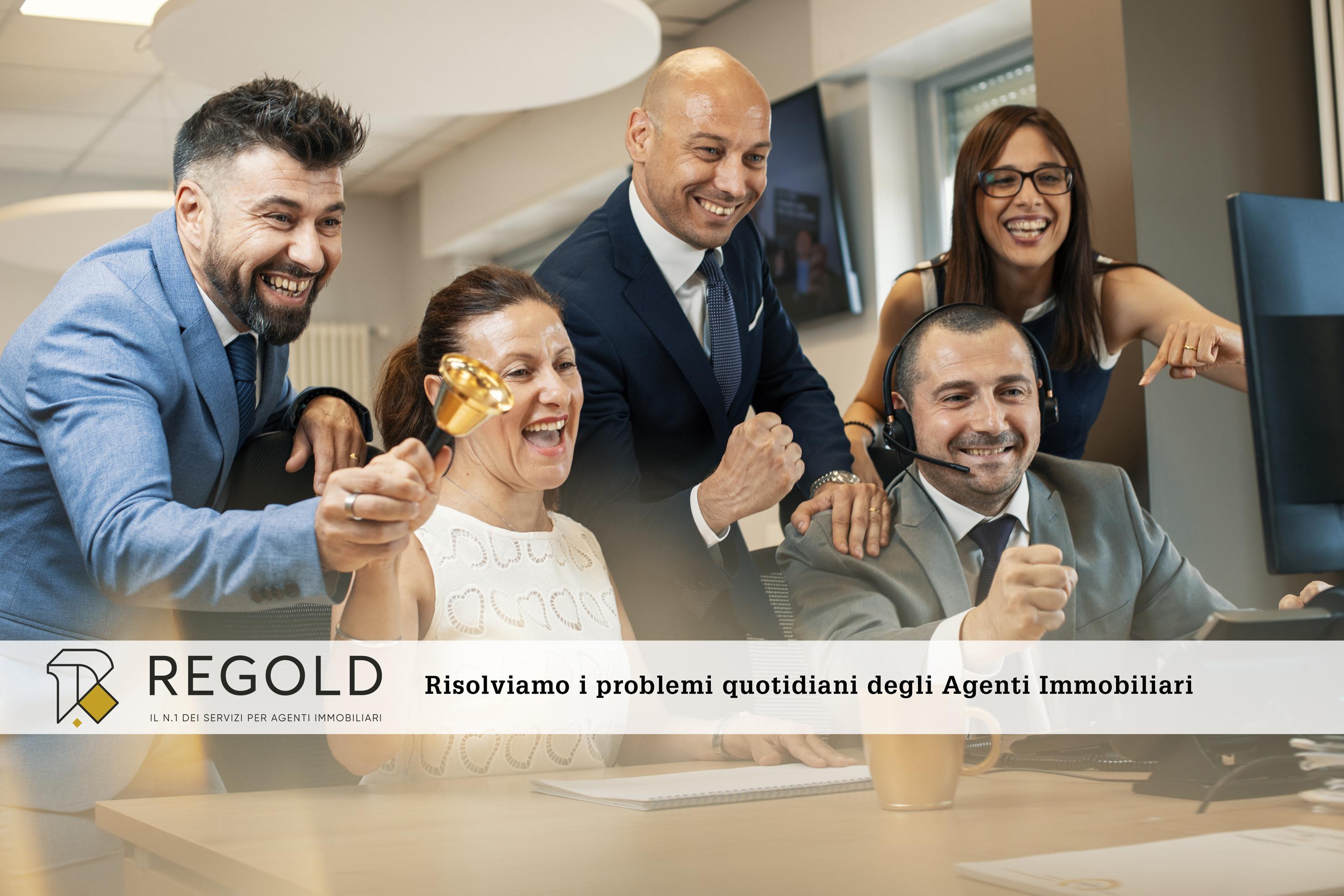 Agenti Immobiliari Trento regold si rinnova e lancia una suite di servizi evoluti per