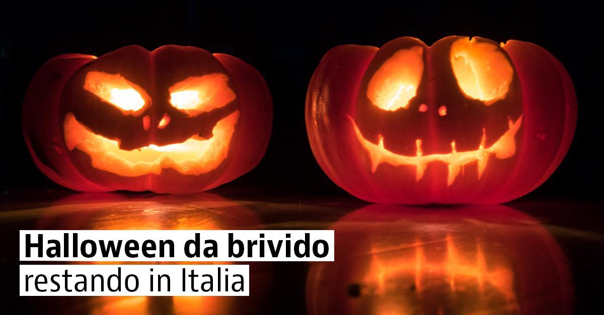 Halloween 2020: 5 luoghi da paura
